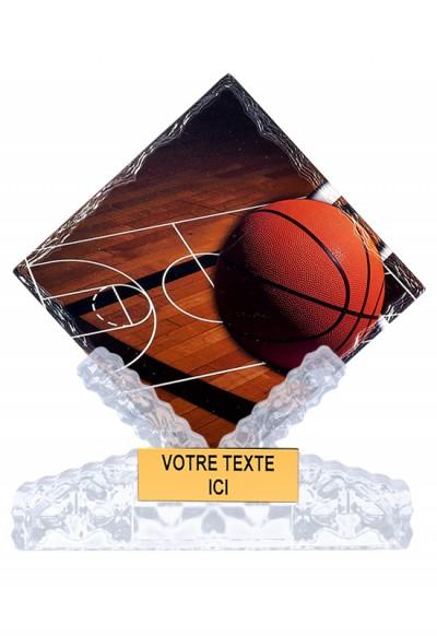 Trophées Céramique Basket 46101
