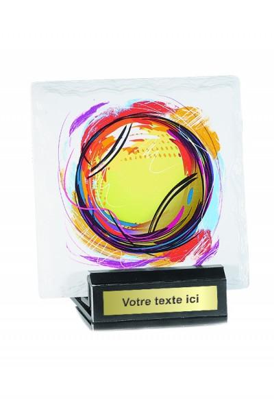 Trophées Céramique  Tennis 45103