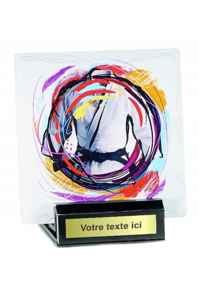 Trophées Céramique  Judo 45106