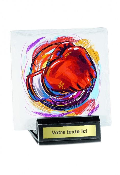 Trophées Céramique  Boxe 45107