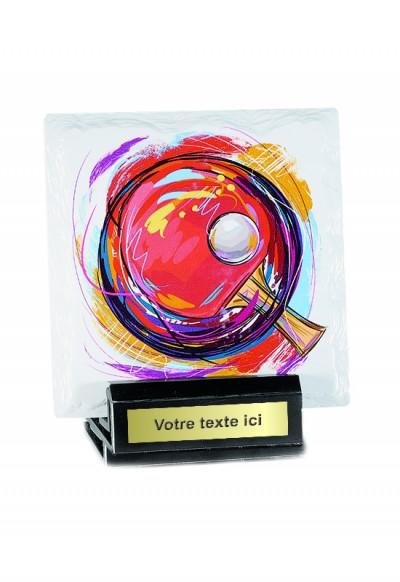 Trophées Céramique  Tennis de table 45109