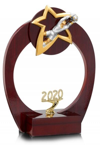 Trophée Bois Personnalisable 129-11