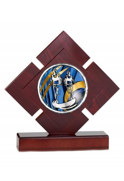 Trophée Bois Personnalisable 134-01