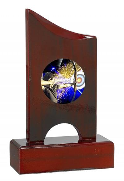Trophée Médaillon Personnalisable 146-31