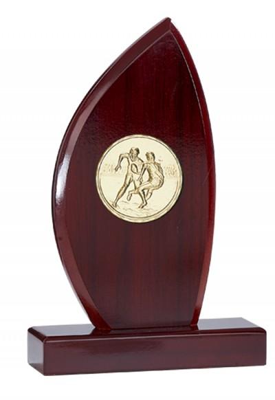 Trophée Médaillon Personnalisable 146-51