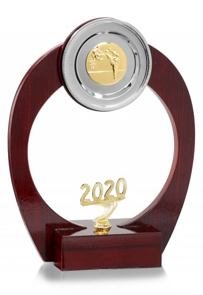 Trophée Médaillon Personnalisable 146-61