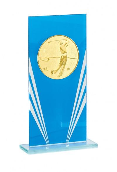 Trophée Verre Personnalisable 149-11
