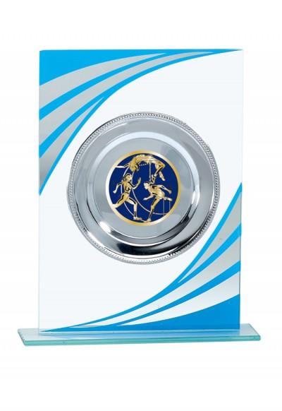Trophée Verre Personnalisable 150-41