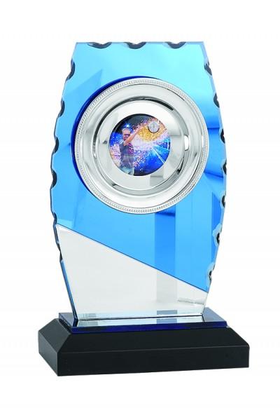 Trophée Verre Personnalisable 150-31