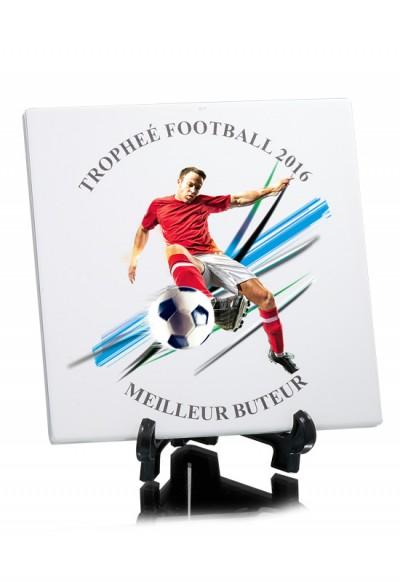 Trophée Verre Imprimable 154-51
