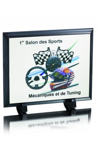 Trophée Verre Imprimable 154-61