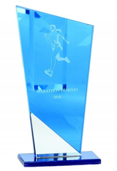 Trophée Verre Economique 162-41
