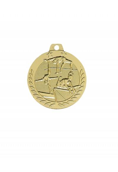 Médaille 40mm Handball - DX11