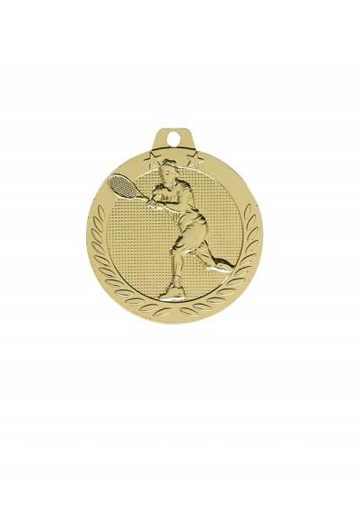 Médaille 40mm Tennis - DX16