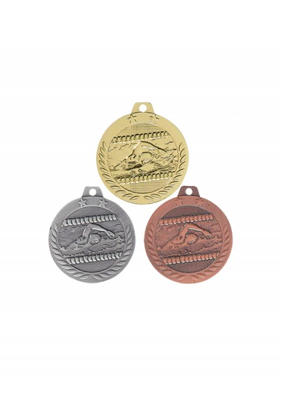 Médaille 40mm Natation - DX14