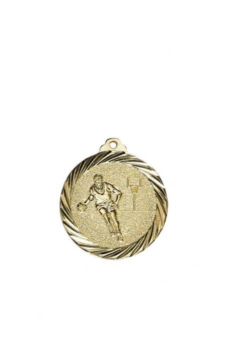 Médaille 32mm Basket - NX03